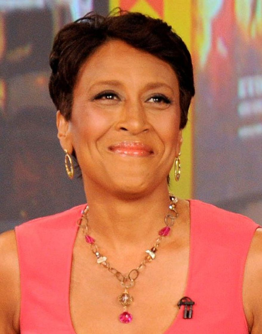Robin Roberts (AP photo)