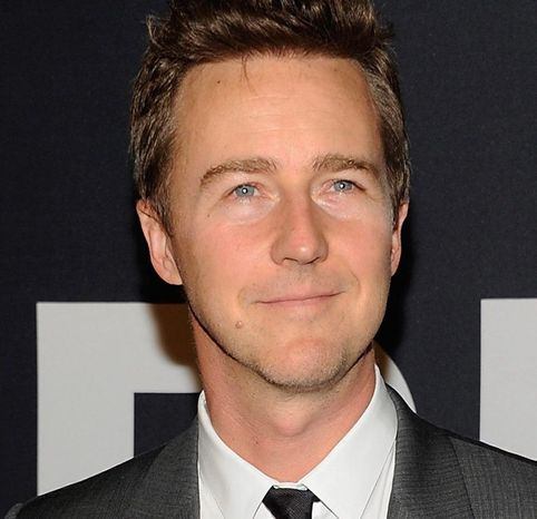 Actor Edward Norton and several other stars are slated to play in a celebrity tournament of the popular online game Words With Friends for charity. (Associated Press)