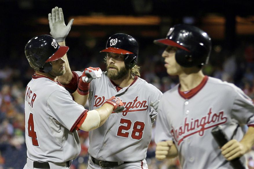 Jayson Werth (Associated Press)