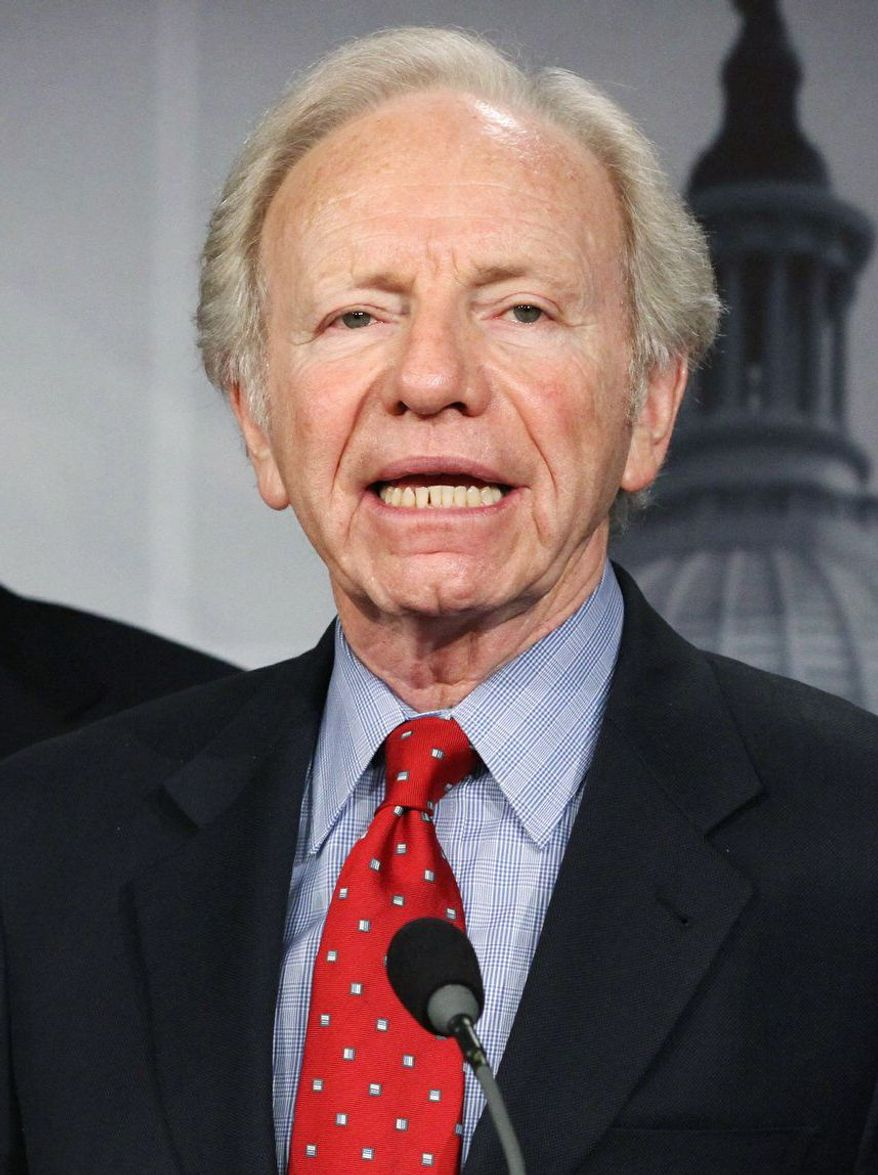 Sen. Joe Lieberman, chairman of the Senate Homeland Security committee, believes Iranian special forces were behind a series of sophisticated foreign cyberattacks against the websites of U.S. banks. (Associated Press)