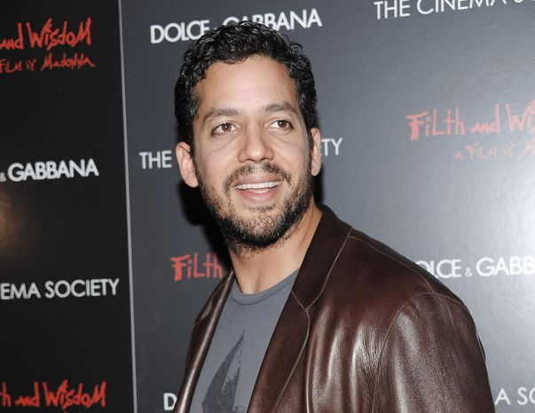 "** FILE ** Illusionist David Blaine attends a special screening of ""Filth and Wisdom"" in New York in 2008. (AP Photo/Evan Agostini)"