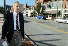 Third-party candidate Virgil Goode has little presence in the presidential race but potentially could have a major impact on the election. Mr. Goode, on the ballot in about 25 states, is representing the Constitution Party. (Associated Press)