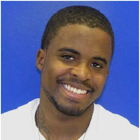 Damon Earl Wilson. Photo from Prince George's County police department.