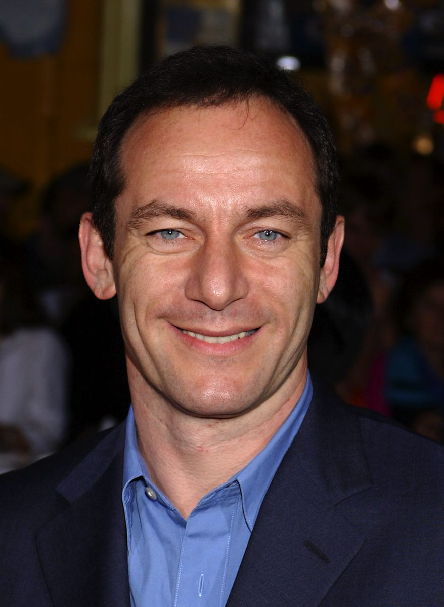 **FILE** Actor Jason Isaacs (Associated Press)