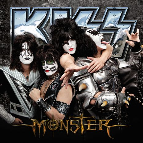 "Cover art for Kiss' ""Monster"" (Associated Press/UMe)"