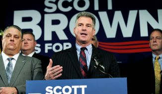 Scott Brown (Associated Press)