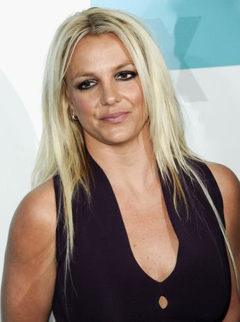 **FILE** Britney Spears (Associated P