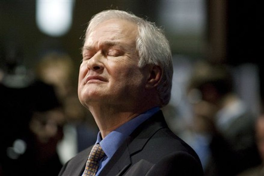 Donald Fehr (AP/Canadian Press)