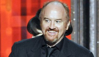 Comedian Louis C.K. (Invision via Associated Press) ** FILE **