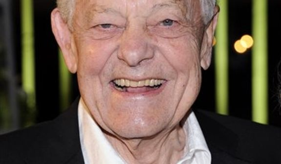 Bob Schieffer (AP Photo/Evan Agostini)