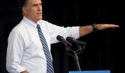 Republican nominee Mitt Romney may have lost the foreign policy debate Monday, but GOP analysts say he still could benefit from his performance in the long run. (Associated Press)