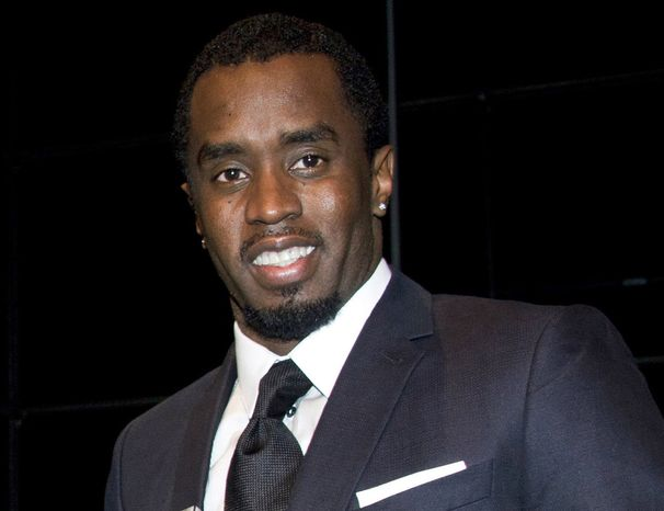 """**FILE** Sean """"Diddy"""" Combs attends the National Action Network's 3rd Annual Triumph Awards in New York on Oct. 16, 2012. (Charles Sykes/Invision/Associated Press)"""
