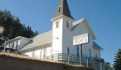 Ron Walker, pastor at The Little White Church in Hill City, S.D., was one of more than 1,600 pastors to preach politics on Pulpit Freedom Sunday earlier this month, challenging the 1954 tax law that prohibits all nonprofits from politicking. (thelittlewhitechurch.net)
