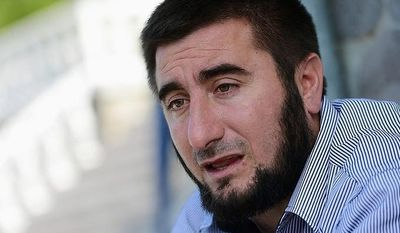 Hayri Sherifov, the imam for the main mosque in the town of Rudozem, says Bulgarian intelligence has been tracking his activities ever since he returned from studying in Saudi Arabia. (Tzvetelina Belutova/Special to The Washington Times)