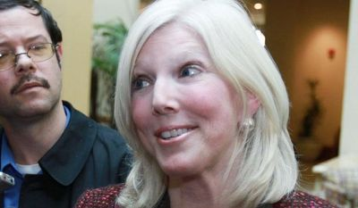 Molly Munger is a wealthy civil rights attorney and key advocate behind Proposition 38, which would raise California taxes specifically for education. (Associated Press)