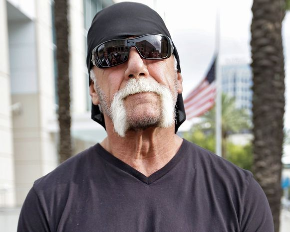 Hulk Hogan (Associated Press)