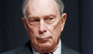 **FILE** New York Mayor Michael R. Bloomberg (Associated Press)