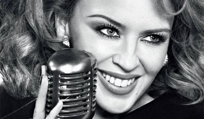 """Album cover for Kyle Minogue """"The Abbey Road Sessions""""."""