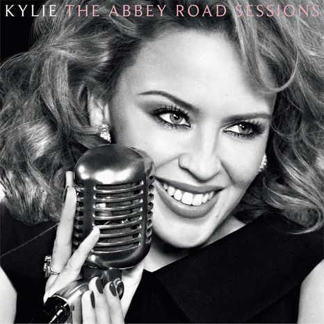 "Album cover for Kyle Minogue ""The Abbey Road Sessions""."