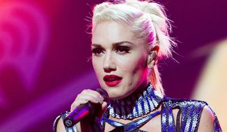 Gwen Stefani and No Doubt have pulled their new cowboys-and-Indians-themed music video and are apologizing to those offended by it. (Associated Press)