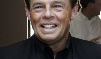 **FILE** Country singer Sammy Kershaw is seen here Sept. 5, 2007, at the Secretary of State's office in Baton Rouge, La. (Associated Press)