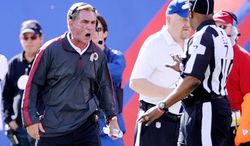 The Redskins are 14-27 under Mike Shanahan in two and a half seasons. (Preston Keres/Special to The Washington Times)