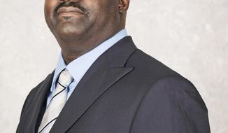 Keith Brown is the new women's basketball coach at Georgetown University. (Georgetown University Athletics)
