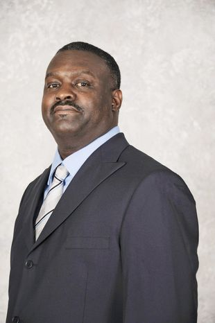 Keith Brown is the new women's basketball coach