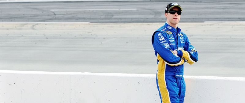 Brad Keselowsk is dueling with Jimmie Johnson for the Sprint Cup championship, with just races left in the season. (Associated Press)