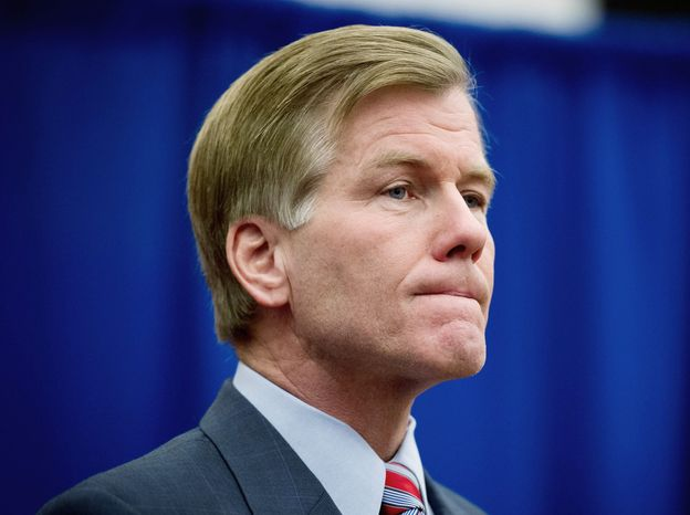 Virginia Gov. Bob McDonnell (Andrew Harnik/The Washington Times)
