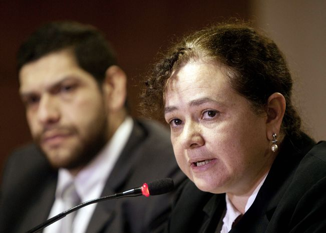 Guatemala Attorney General Claudia Paz y Paz is an aggressive prosecutor who gets support from the United States and other countries that provide aid to Guat