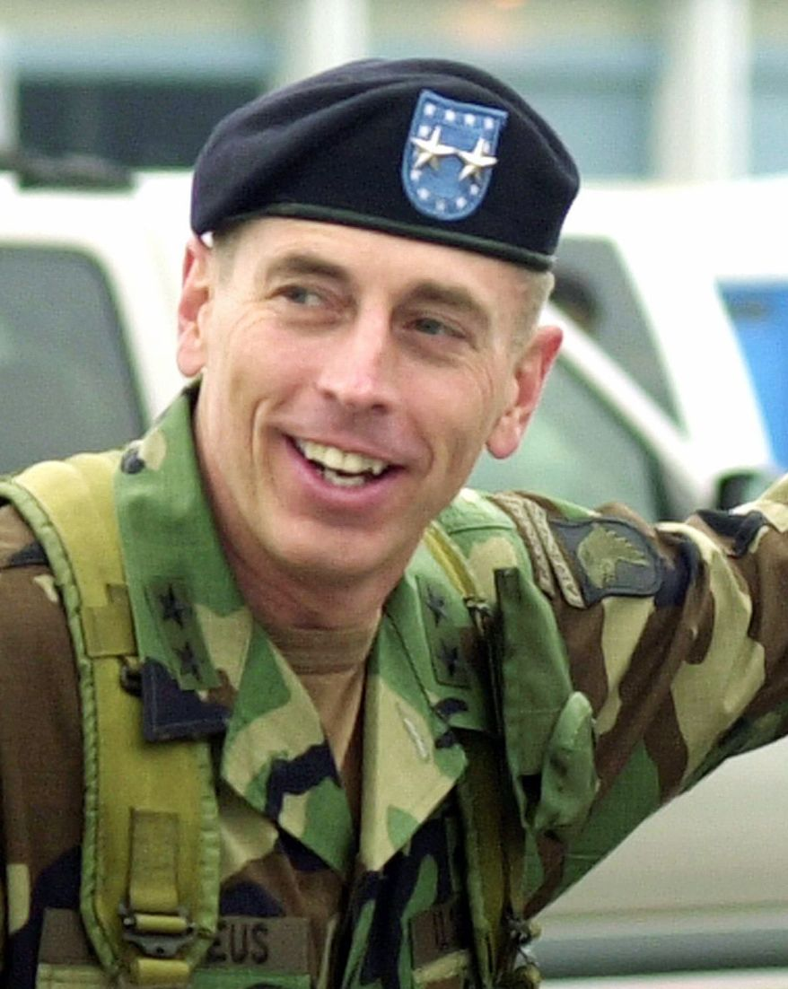 Associated Press 2004: David H. Petraeus transfers 101st Airborne Division command to fellow Maj. Gen. Tom Turner.