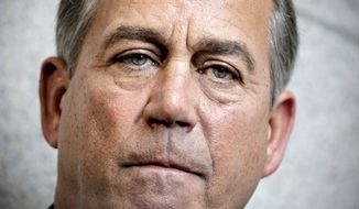 John Boehner/ Associated Press