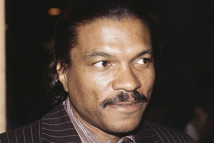 Billy Dee Williams (Associated Press)