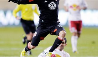 The emergence of Nick DeLeon, 22, coincides with D.C. United's return to prominence in MLS, according to coach Ben Olsen. United, who face Houston in Leg 2 of the Eastern Conference final Sunday, are in the playoffs for the first time since 2007. (Associated Press)