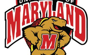 University of Maryland athletics logo.