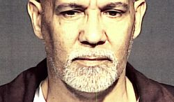 **FILE** Murder suspect Pedro Hernandez is seen here in May 2012. Attorney Harvey Fishbein says Hernandez, 51, is being charged in the 1979 disappearance of 6-year-old Etan Patz. Hernandez, of Maple Shade, N.J., was arrested this year and investigators say he confessed. (Associated Press)