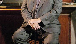 Lance Gilman, seen in 2007 in his Mustang Ranch about 10 miles east of Reno, Nev., is a newly elected member of the Storey County Board of Commissioners. He says his legal brothel is a small part of his vast business empire but the one that gets the most attention. (Associated Press)