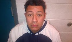 Arturo Cazares-Perea. Photo from Prince George's County Sheriff's Office