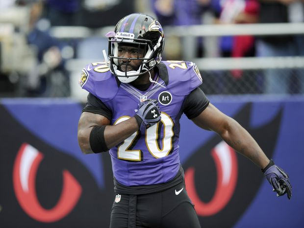 Baltimore Ravens free safety Ed Reed won his appeal on late hits and instead will pay a $50,000 fine. (AP Photo/Nick Wass)