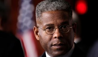 **FILE** Former Florida Rep. Allen West. (Associated Press)