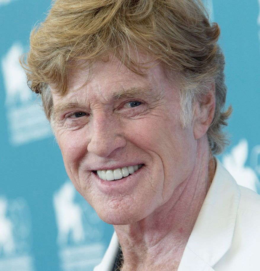 Robert Redford is a trustee of Pitzer College, which is creating an environmental studies program in his name. (Associated Press)