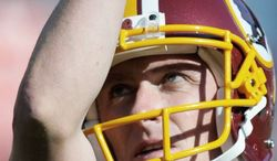 Kai Forbath is 9-for-9 on field goals.