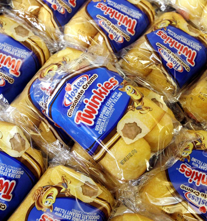 As Hostess liquidates, among its many brands and product lines to be sold off to the highest bidder is Twinkies snack cakes. The iconic treat is likely to live on after Hostess is gone, albeit under a different manufacturer. (Associated Press)