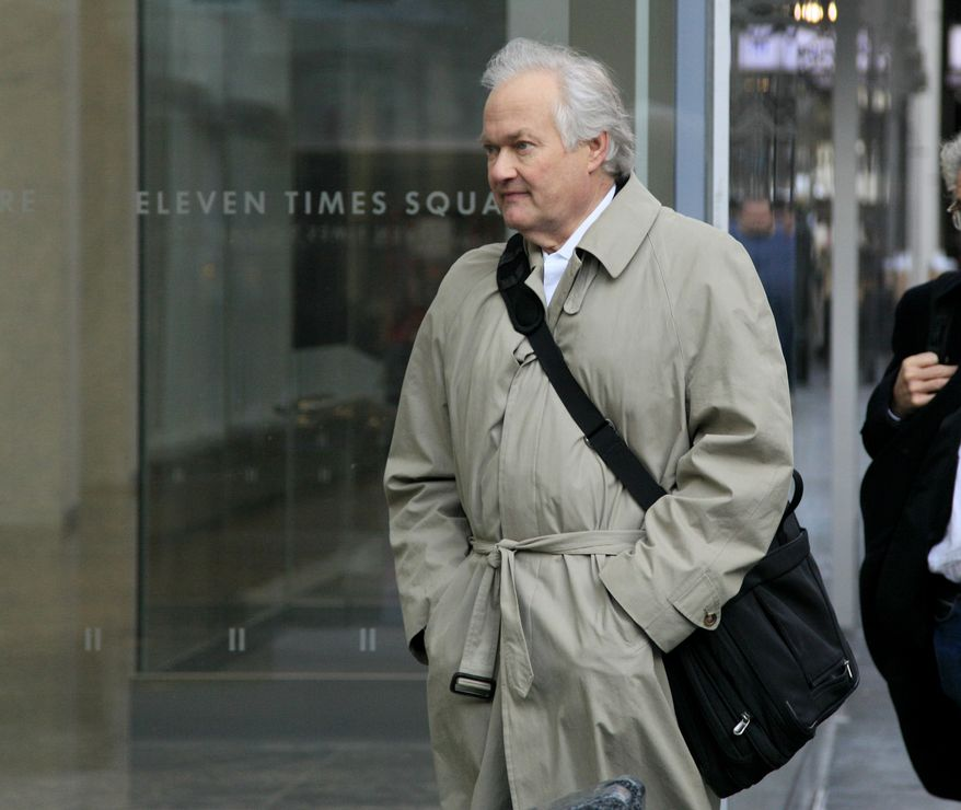 National Hockey League Players' Association Executive Director Donald Fehr arrives for talks, in New York,  Friday, Nov. 9, 2012. The NHL and NHL Players' Association are back in the boardroom. The sides have gathered for a fourth straight day of collective bargaining talks — the longest run of meetings they've had during these negotiations to end the lockout.(AP Photo/Richard Drew)National Hockey League Players' Association executive director Donald Fehr arrives for talks with the NHL, Friday, Nov. 9, 2012,  in New York. The league and the players' association met Friday for the fourth straight day and fifth time in seven days, trying to reach an agreement to end the lockout. (AP Photo/Richard Drew)