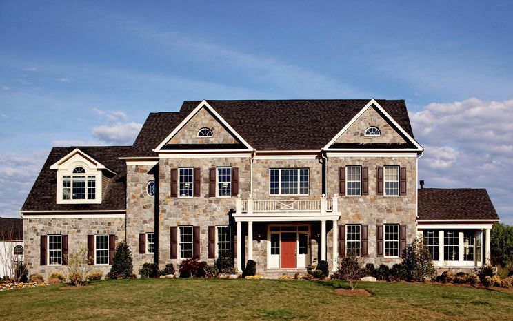 Craftmark Homes is building 16 single-family homes at Fairview Manor in Bowie. The Ke
