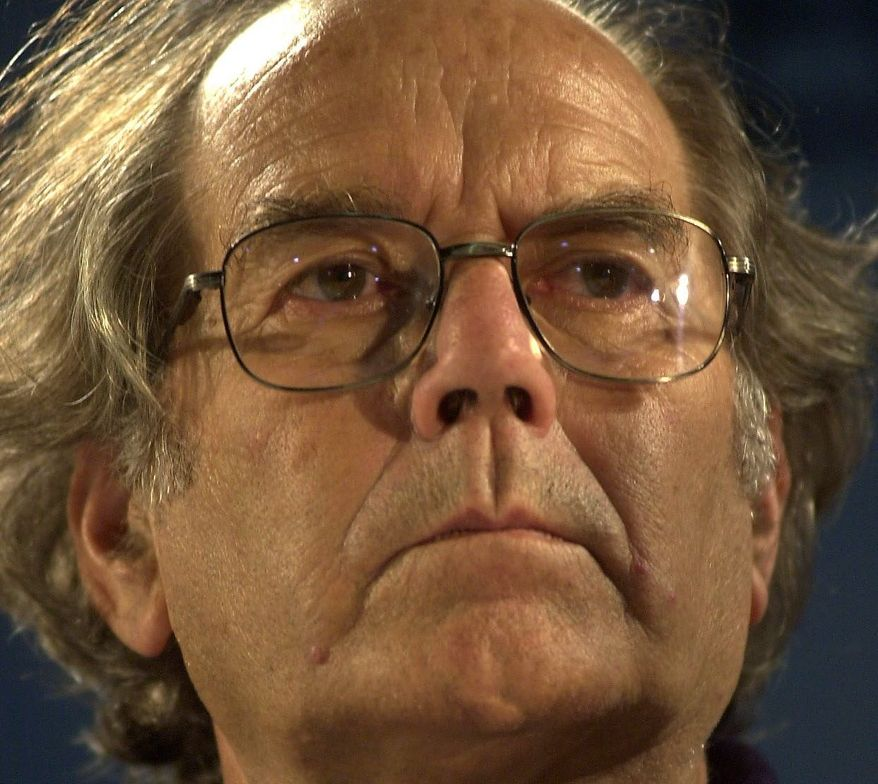 Adolfo Perez Esquivel, Nobel Peace Prize laureate. (Associated Press)