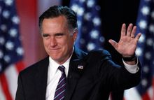 **FILE** Former Massachusetts Gov. Mitt Romney (Associated Press)