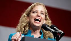 ** FILE ** Rep. Debbie Wasserman Schultz of Florida is chairwoman of the Democratic National Committee. (Associated Press)