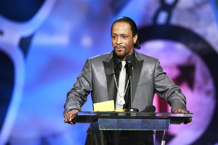 "Comedian-actor Katt Williams appears during the ""Comedy Central Roast of Flavor Flav"" in Burb"